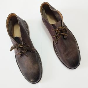 Cole Haan leather chukka ankle boots
